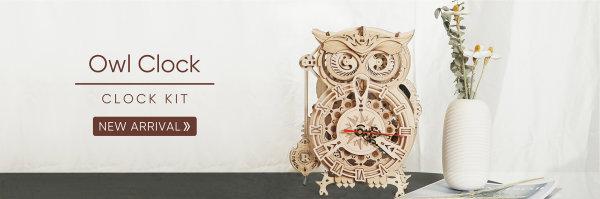3D Pendel Uhren