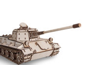 Eco Wood Art Panzer Löwe