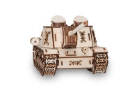Eco Wood Art Panzer  ISU-152