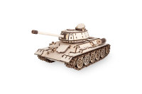 Eco Wood Art Panzer  T-34