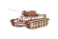 Eco Wood Art Panzer  T-34-85