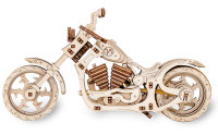 Eco Wood Art Cruiser Motorrad
