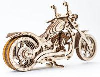 Eco Wood Art Cruiser Motorrad
