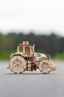 Eco Wood Art Tractor