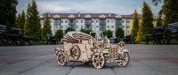 Eco Wood Art RetroCar HotRot