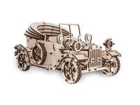 Eco Wood Art RetroCar HotRot