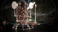 Eco Wood Art 3D Planetarium