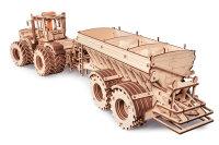 Eco Wood Art Tractor Kirovets K-7M