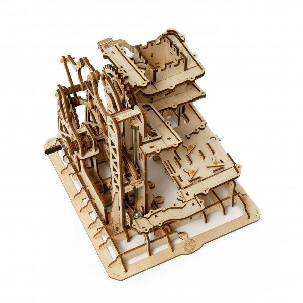 Marble Climber Murmelbahn 3D Holz LG-504