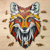 Fuchs ECO WOOD ART PUZZLE