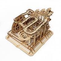 Marlel Parkur Murmelbahn Holz 3D LG-501