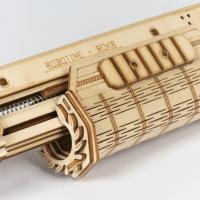 3D Holzpuzzle Schrotflinte Terminator M870 LQ501