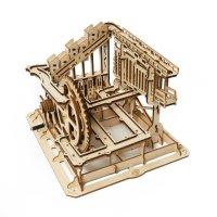 Marble Squad Murmelbahn 3D Holz LG-502