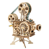 3D Holzpuzzle VITASCOPE --LK-601
