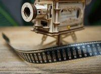 3D Holzpuzzle VITASCOPE --LK-601