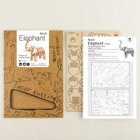 Elefant 3D Holzpuzzle TG203