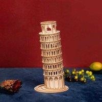 Schiefer Turm von Pisa TG304 shop.holzpuzzle-3d.de Bild 4