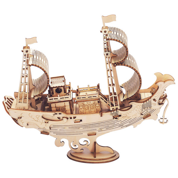 Japanisches Diplomaten Schiff 3D TG307