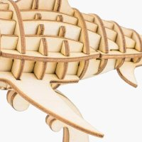 Hai  3D Holzpuzzle TG274