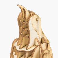Pinguin  3D Holzpuzzle TG272