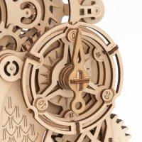 Eulen 3D  Pendel Uhr LK503