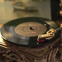 Grammophone LBK01 Robotime
