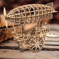 3D Holzpuzzle Zeppelin LK-702 229-teilig shop.holzpuzzle-3d.de Bild 4